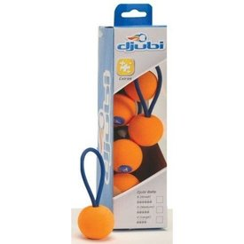 DJUBI/MOONRACER DJUBI:  MEDIUM SIZE BALL PACK (5)