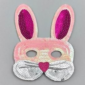 FLOSS AND ROCK FLOSS AND ROCK: RABBIT MASK