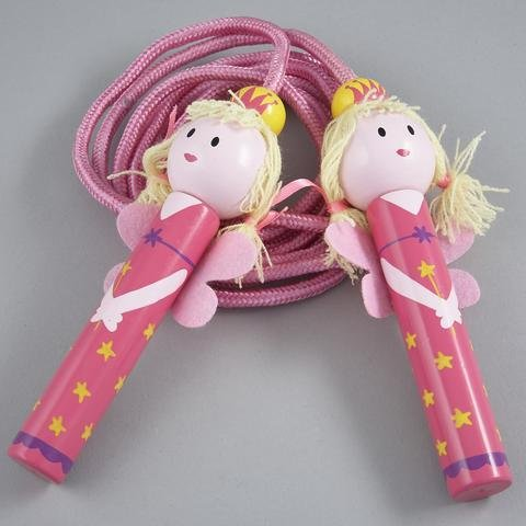 FLOSS AND ROCK FLOSS AND ROCK:  SKIPPING ROPE - FAIRY