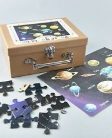 FLOSS AND ROCK:  JIGSAW PUZZLE - 130 PC UNIVERSE