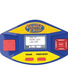 SCHYLLING: Family Feud Handheld Game