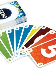 BLUE ORANGE GAMES: Zero