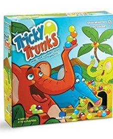 BLUE ORANGE GAMES: Tricky Trunks
