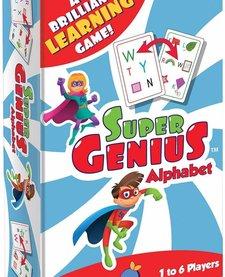 BLUE ORANGE GAMES: SUPER GENIUS ALPHABET