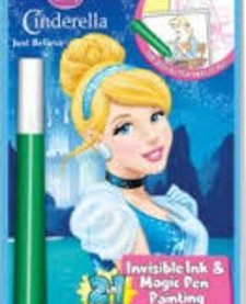 CINDERELLA MAGIC INK BOOK