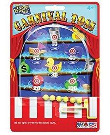 PATCH: Finger Flickin - Carnival Toss