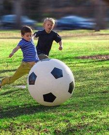 "B4 ADVENTURE: 30"" Jumbo Soccer Ball"