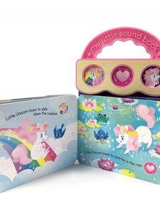 Early Bird Sound Book Sweet Little Unicorn