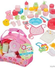 TOYSMITH: Baby Accessory Kit