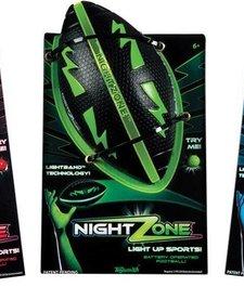 TOYSMITH: Nightzone Football
