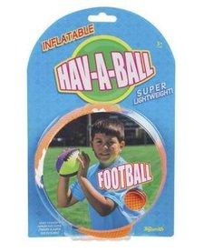 TOYSMITH: Football Hav-A-Ball