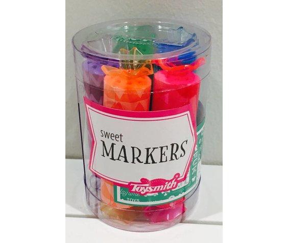 TOYSMITH: Sweet Mini Markers