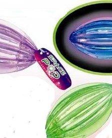 TOYSMITH: Space Pod Flashing Ball