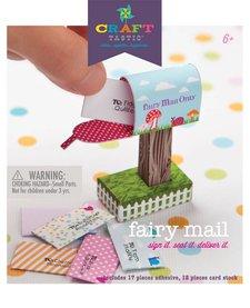 Craft-tastic Fairy Mail Kit