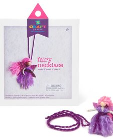 Craft-tastic Fairy Necklace Kit