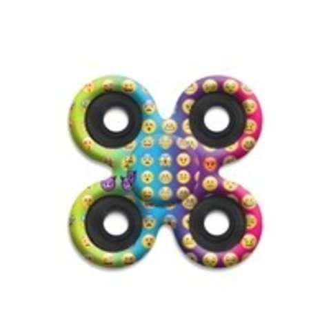 TOP TRENDZ:  SPINNER SQUAD QUAD (ASST COLOR)
