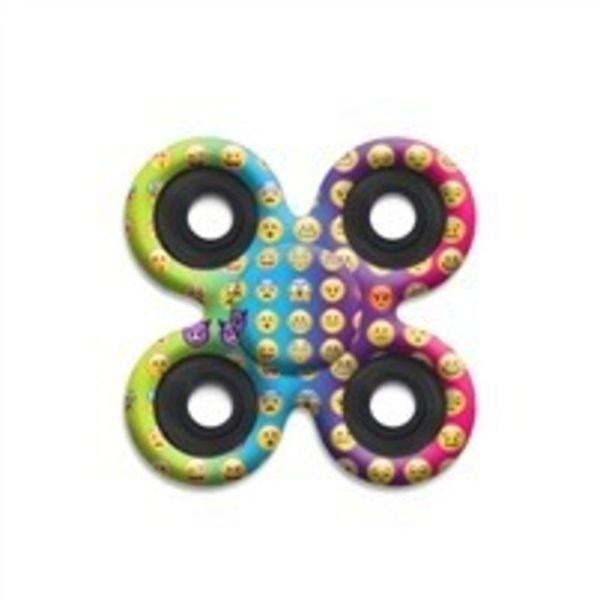 TOP TRENDZ TOP TRENDZ:  SPINNER SQUAD QUAD (ASST COLOR)