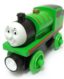 THOMAS WOODEN RAILWAY:  PERCY