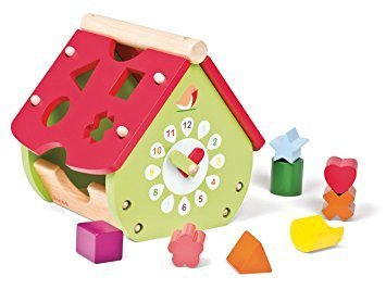 JANOD: HOUSE SHAPE SORTER