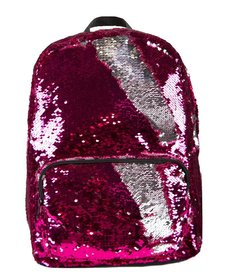 FASHION ANGELS:  S. LAB MAGIC SEQUIN BACKPACK - PINK
