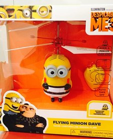 BLUE SKY WIRELESS: FLYING DAVE MINION FLIER - DESPICABLE ME3
