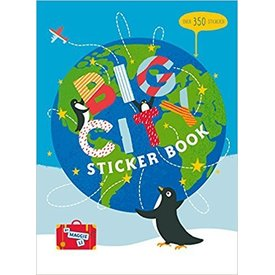 IPG BIG CITY STICKER BOOK