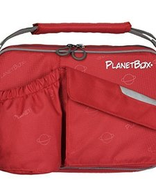 PLANETBOX: Carry Bag - Rocket Red for Rover