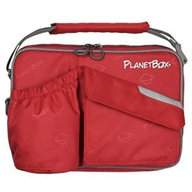 PLANETBOX PLANETBOX: Carry Bag - Rocket Red for Rover
