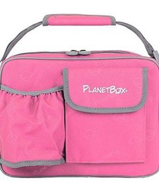 PLANETBOX: Carry Bag - Perfectly Pink - Rover