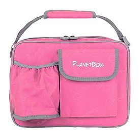 PLANETBOX PLANETBOX: Carry Bag - Perfectly Pink - Rover