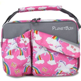 PLANETBOX PLANETBOX: Carry Bag - Rainbow - Rover