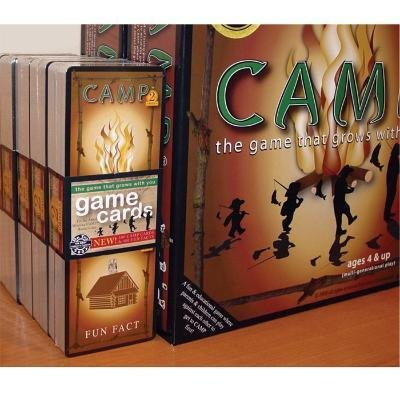 EDUCATION OUTDOORS EDUCATION OUTDOORS: CAMP GAME BOOSTER PACK V2