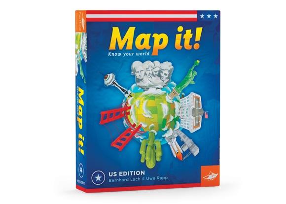 FOXMIND FOXMIND: MAP IT - US