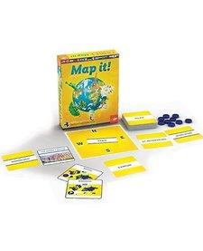 FOXMIND: MAP IT - WORLD