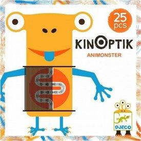 DJECO: Kinoptik - Kinoptik Animonster