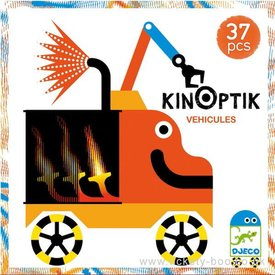 DJECO: Kinoptik - Kinoptik Vehicles
