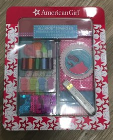AMERICAN GIRL:  ALL ABOUT SEWING KIT