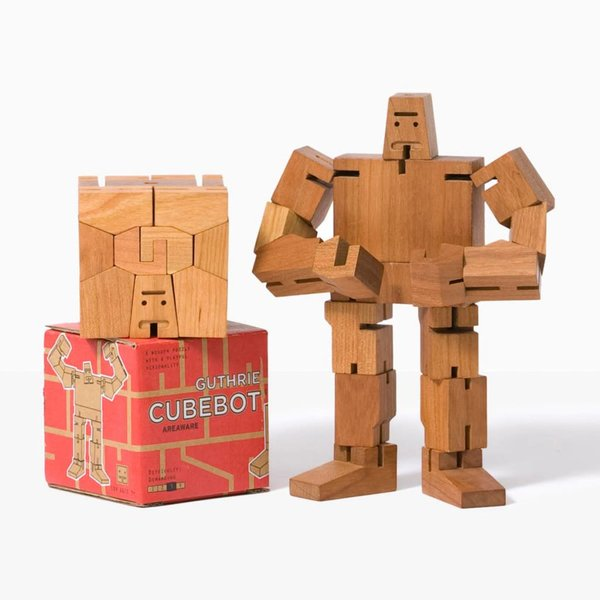 AREAWARE: CUBEBOT SMALL GUTHRIE