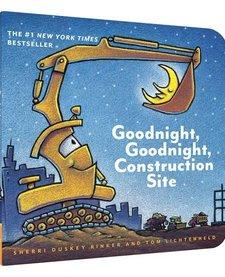Goodnight, Goodnight, Construction Site Board Book