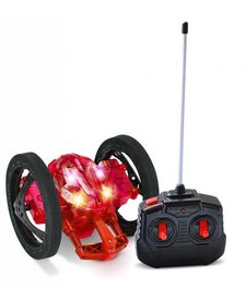 MINDSCOPE:  TURBO TWISTER JUMPING RC (RED)