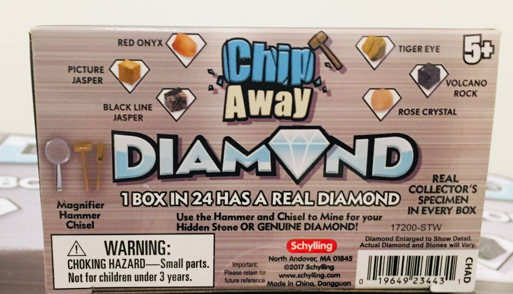 Chip Away - Diamond