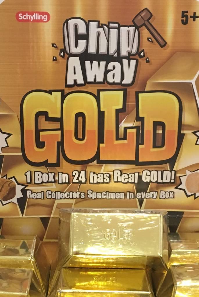Chip Away - Gold Bar
