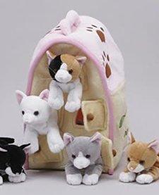 "12"" CAT HOUSE"