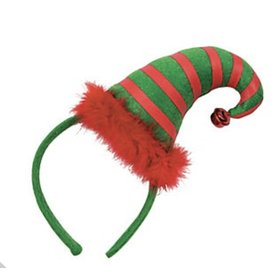 FUN EXPRESS ELF HAT HEADBAND