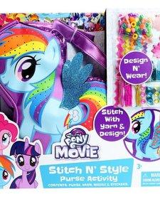 My Little Pony  Stitch N Style Purse