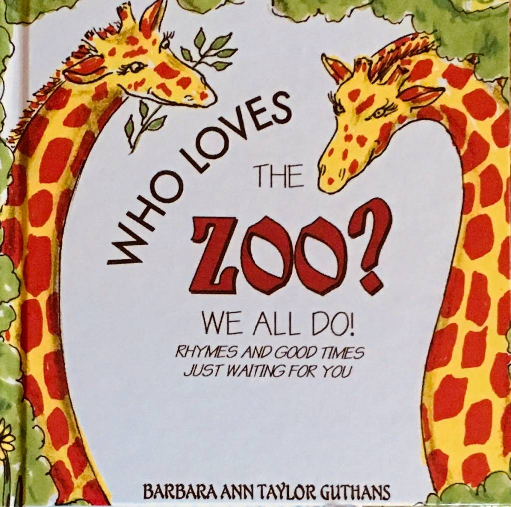 WHO LOVES THE ZOO? BOOK
