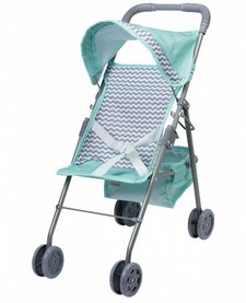 ADORA:  ZIG ZAG MEDIUM SHADE UMBRELLA STROLLER