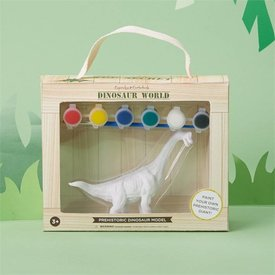 TWO'S COMPANY CUPCAKES AND CARTWHEELS:  DIY DINO PAINT KIT (3 DESIGNS ASST)