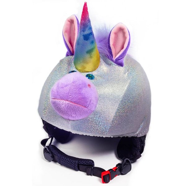 CRAZEEHEADS CRAZEEHEADS:  SPARKY THE UNICORN HELMET COVER