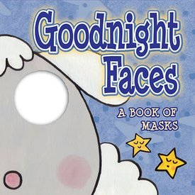 MASK BOOKS: GOODNIGHT FACES